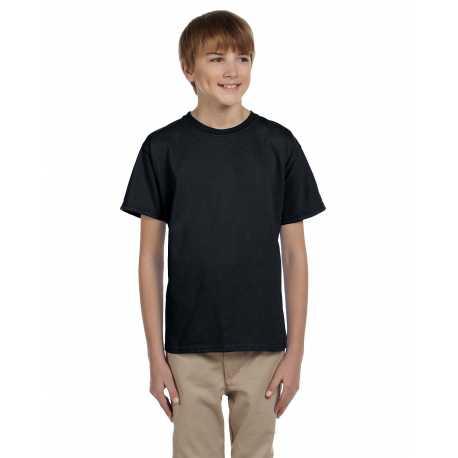 Hanes 5370 Youth 5.2 oz., 50/50 EcoSmart T-Shirt