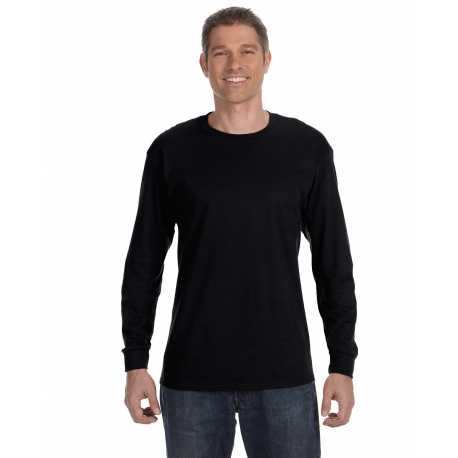 Hanes 5586 Adult 6.1 oz. Tagless Long-Sleeve T-Shirt