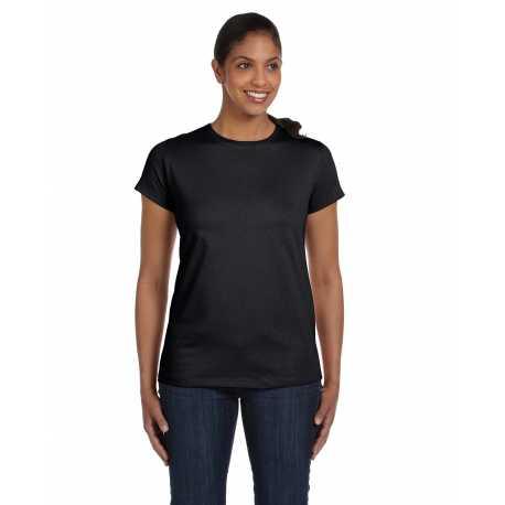 Hanes 5680 Ladies' 6.1 oz. Tagless T-Shirt