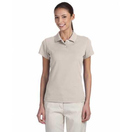 Adidas Golf A85 Ladies' climalite Tour Pique Short-Sleeve Polo