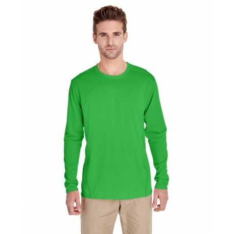 Gildan G474 Adult Performance 4.7 oz. Long-Sleeve Tech T-Shirt