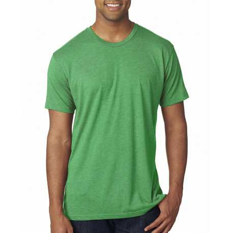 Next Level 6010 Men's Triblend Crew