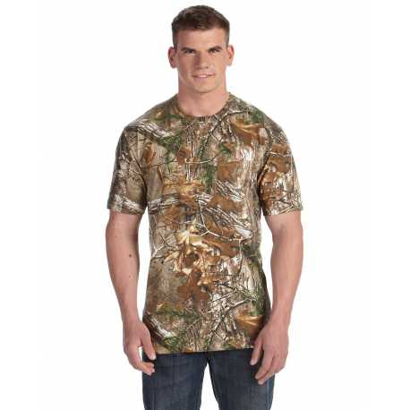 Code Five 3982 Officially Licensed REALTREE Camouflage Pocket T-Shirt