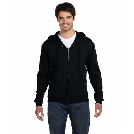 Fruit Of The Loom 82230 Adult 12 oz. Supercotton Full-Zip Hood