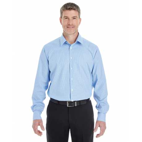 Devon & Jones DG532 Men's Crown Collection Royal Dobby Shirt