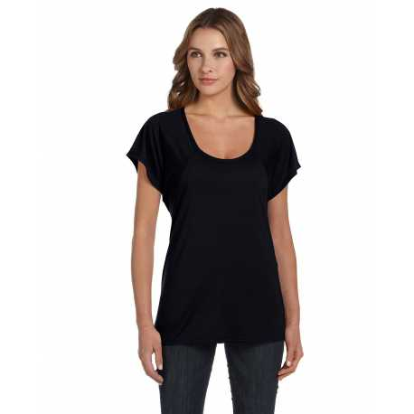 Bella + Canvas B8801 Ladies' Flowy Raglan T-Shirt