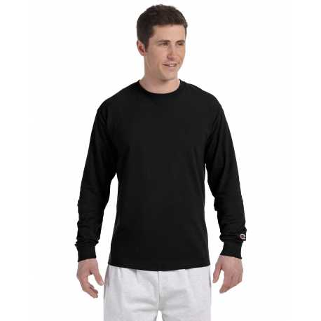 Champion CC8C 5.2 oz. Long-Sleeve T-Shirt