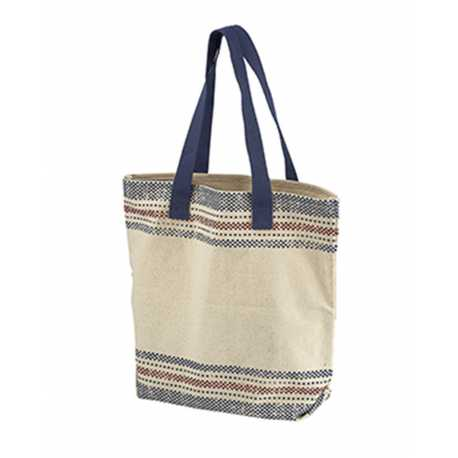 BAGedge BE066 12 oz. Canvas Print Tote