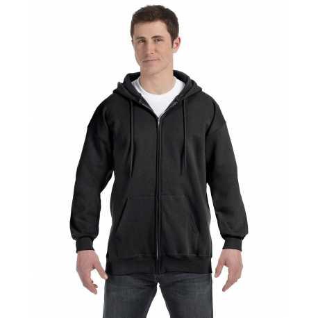 Hanes F280 9.7 oz. Ultimate Cotton 90/10 Full-Zip Hood