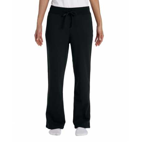 Gildan G184FL Ladies' Heavy Blend 8 oz., 50/50 Open-Bottom Sweatpants