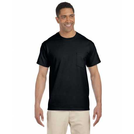 Gildan G230 Adult Ultra Cotton 6 oz. Pocket T-Shirt