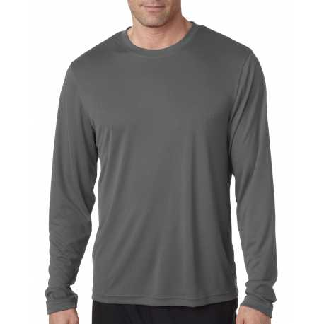 Hanes 482L Men's Cool DRI with FreshIQ Long Sleeve Performance T-Shirt