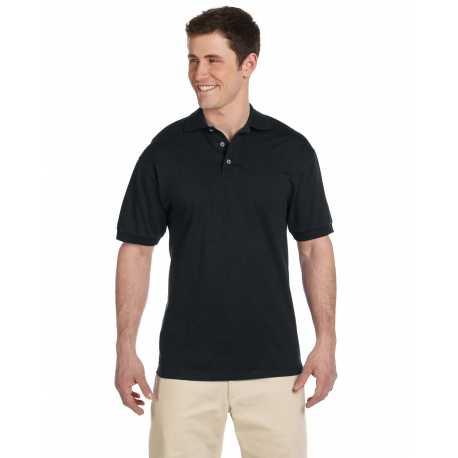Jerzees J100 Adult 6.1 oz. Heavyweight Cotton Jersey Polo