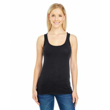 Threadfast Apparel 220RT Ladies' Spandex Performance Racer Tank