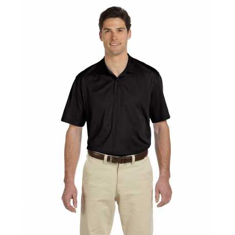 Harriton M354 Men's Micro-Pique Polo