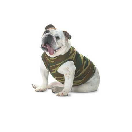 Doggie Skins 3902 Doggie Baby Rib Tank