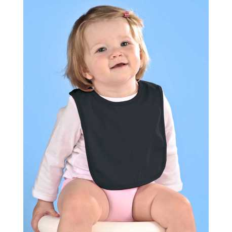 Rabbit Skins RS1005 Infant Premium Jersey Bib