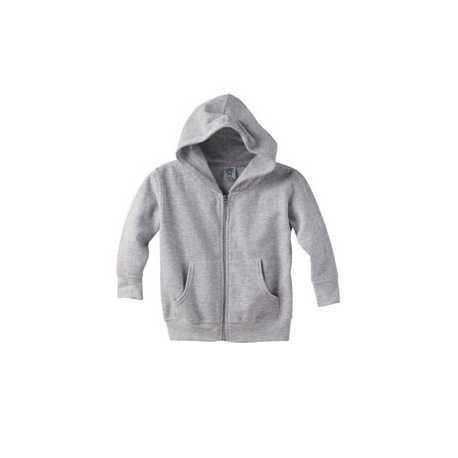 Rabbit Skins 3346 Toddler Zip Fleece Hoodie