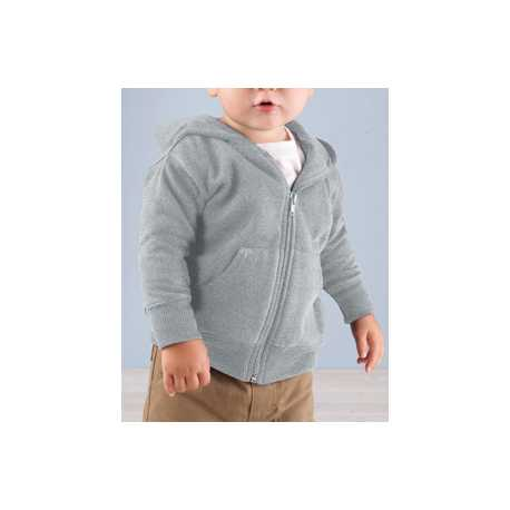 Rabbit Skins 3446 Infant Zip Fleece Hoodie