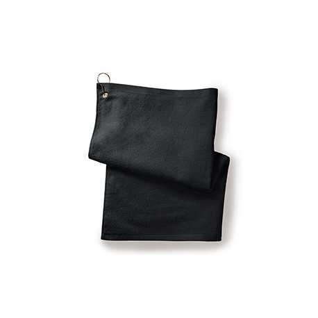 Anvil T68GH Deluxe Hemmed Hand Towel with Corner Grommet and Hook