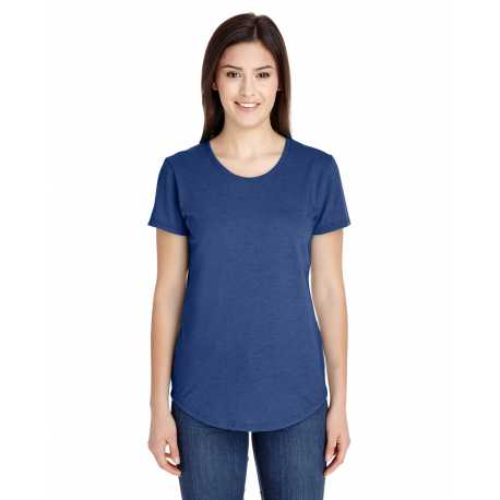Anvil 6750L Ladies' Triblend Scoop Neck T-Shirt