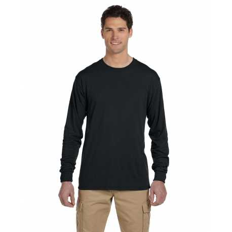 Jerzees 21ML Adult 5.3 oz., DRI-POWER SPORT Long-Sleeve T-Shirt