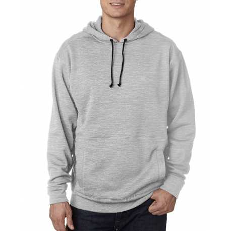 J America JA8613 Adult Cosmic Poly Fleece Pullover Hood