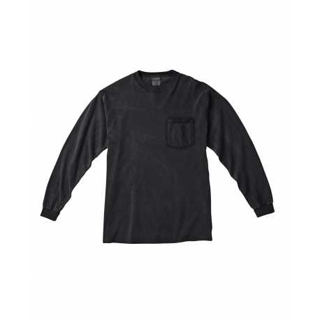 Comfort Colors C4410 Adult 6.1 oz. Long-Sleeve Pocket T-Shirt