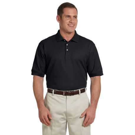 Devon & Jones D100T Men's Tall Pima Pique Short-Sleeve Polo