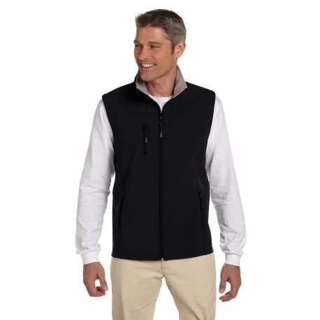 Devon & Jones D996 Men's Soft Shell Vest