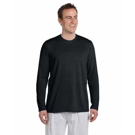 Gildan G424 Adult Performance 5 oz. Long-Sleeve T-Shirt