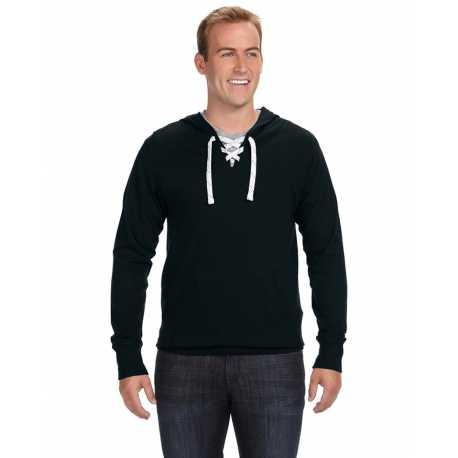 J America JA8231 Adult Sport Lace Jersey Hood