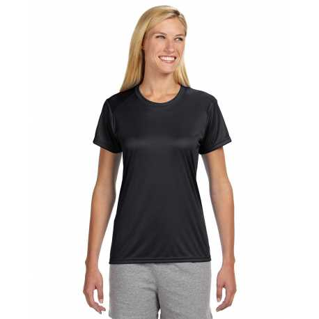 A4 NW3201 Ladies' Short-Sleeve Cooling Performance Crew