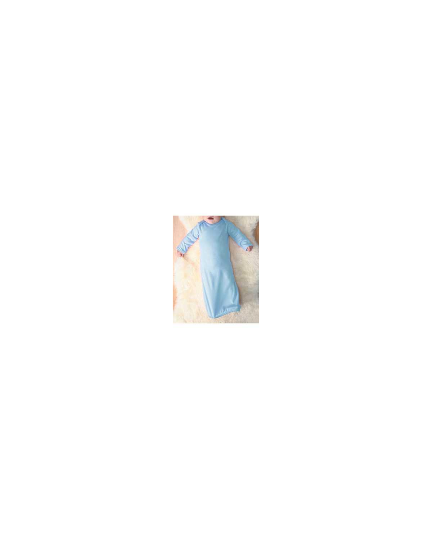 bec4bcfb3 Rabbit Skins 4406 Infant Baby Rib Lap Shoulder Layette ...