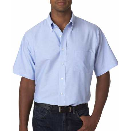 Van Heusen 56850 Men's Classic Short-Sleeve Oxford