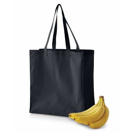 BAGedge BE055 6 oz. Canvas Grocery Tote