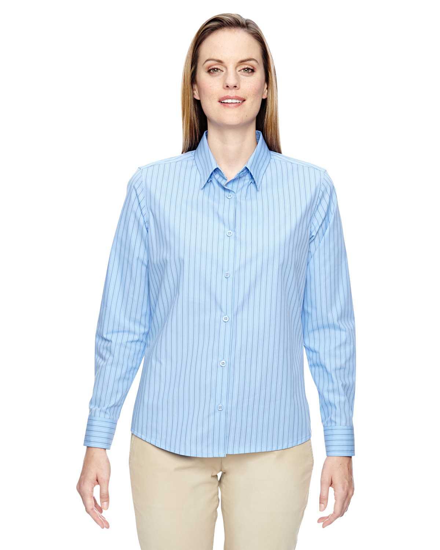 North End 77044 Ladies Align Wrinkle Resistant Cotton