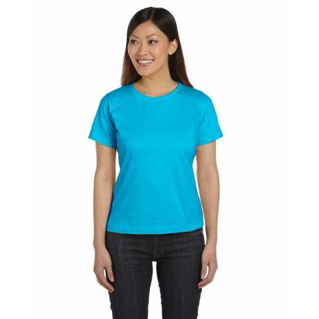 LAT 3580 Ladies' Premium Jersey T-Shirt