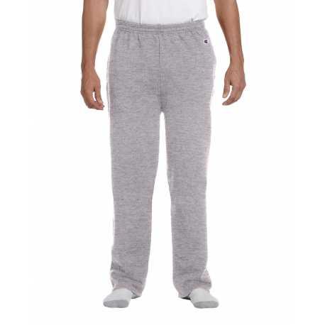 Champion P800 9 oz. Double Dry Eco Open-Bottom Fleece Pant with Pockets