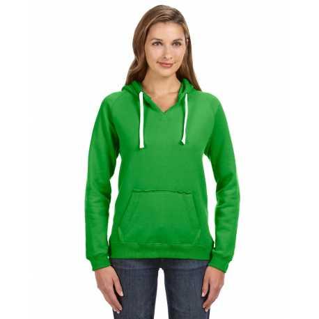 J America JA8836 Adult Sydney Brushed Pullover Hood