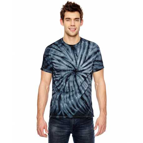 Tie-Dye 365CY for Team 365 Adult Team Tonal Cyclone Tie-Dyed T-Shirt