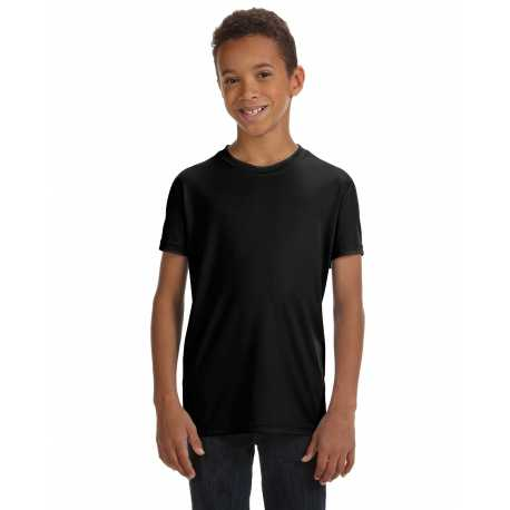 All Sport Y1009 Youth Performance Short-Sleeve T-Shirt