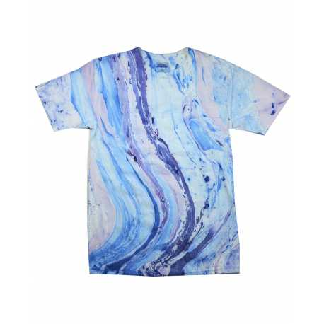 Tie-Dye CD1111Y Youth Marble Tie-Dyed T-Shirt