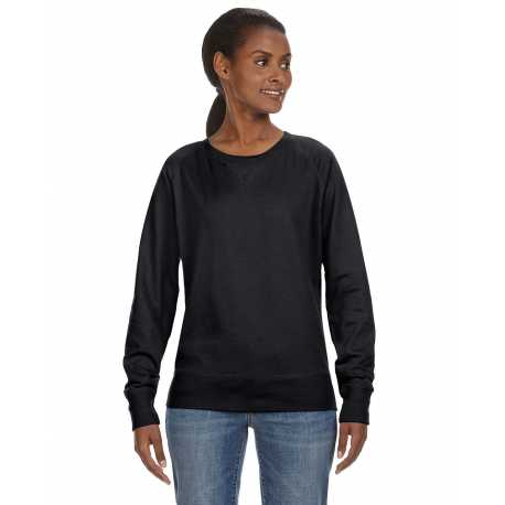 LAT 3762 Ladies' Slouchy French Terry Pullover