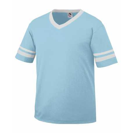 Augusta Sportswear 361 Youth Sleeve Stripe Jersey
