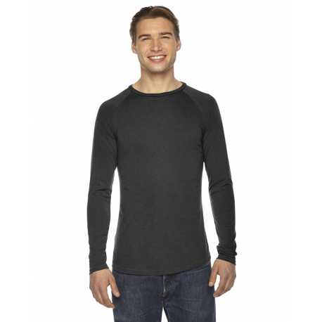 Authentic Pigment AP203 Men's True Spirit Raglan T-Shirt