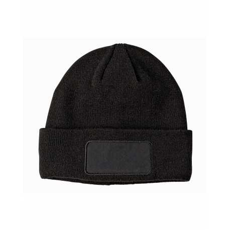 Big Accessories BA527 Patch Beanie