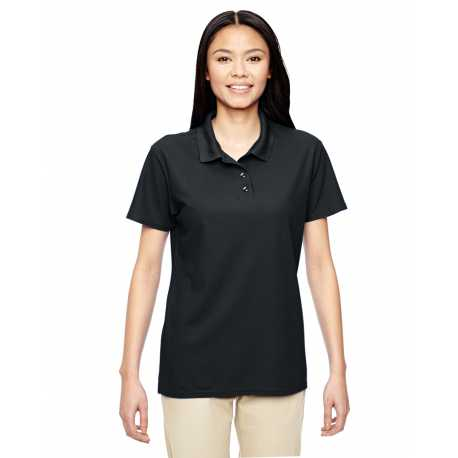 Gildan G458L Ladies' Performance 5.6 oz. Double Pique Polo