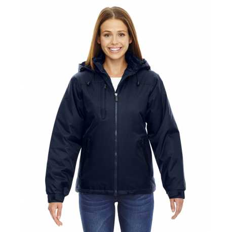 North End 78059 Ladies' Insulated Jacket