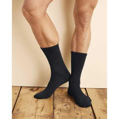 Gildan GP751 Adult Platinum Crew Socks